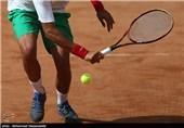صعود تیم تنیس ایران به گروه دوم با شکست سوریه