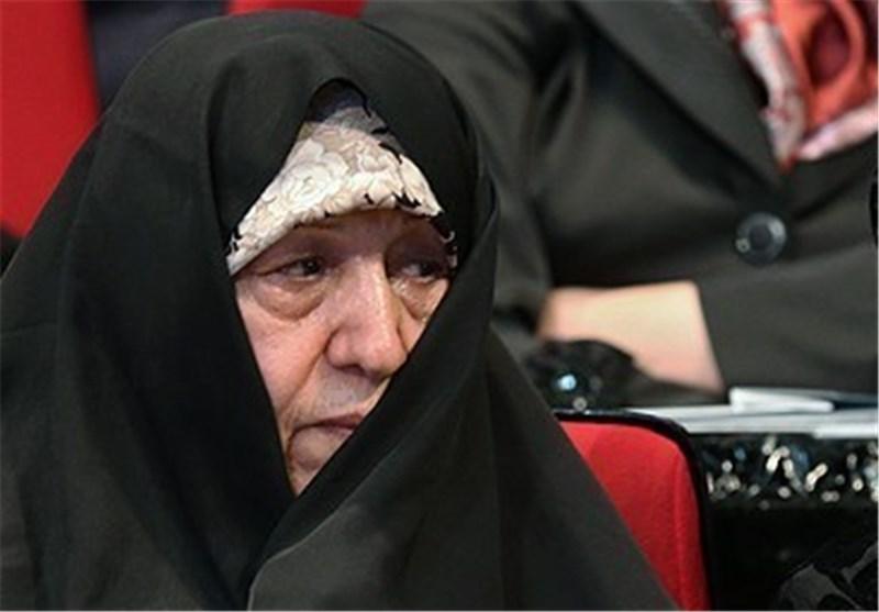 یکی از نزدیکان هاشمی رفسنجانی:حال عمومی عفت مرعشی خوب است