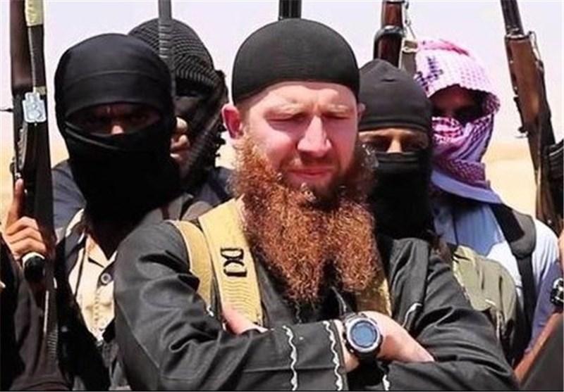 """مقتل وزیر حرب داعش """"أبو عمر الشیشانی"""" فی الشرقاط جنوب الموصل"""