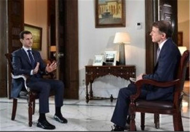 Esad: İran ve Hizbullah'ın Suriye Savaşındaki Çaba ve Fedakarlıklarına Minnettarız