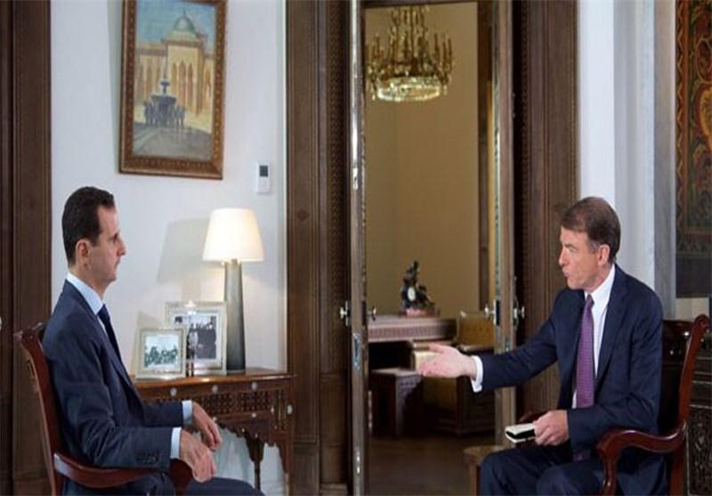 الرئیس الأسد: نحن مدینون للإیرانیین والروس + أبرز التفاصیل