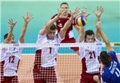 حریف تیم ملی والیبال ایران به مصاف سادا کروزیرو میرود