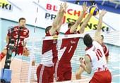والیبال لهستان صربستان