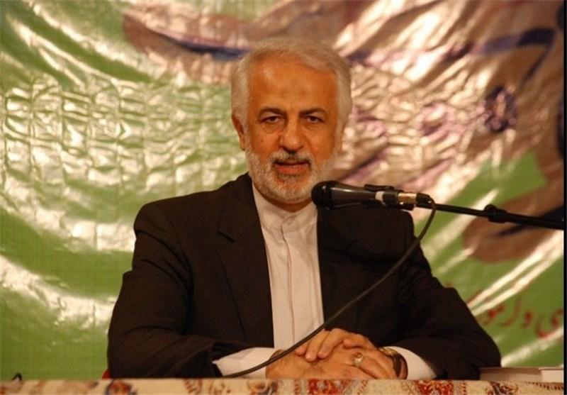باقری سفیر سابق ایران در ترکیه مسئول بین الملل بعثه رهبری در حج