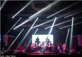 نیروی انتظامی به وظیفه خود در برگزاری کنسرتها عمل میکند