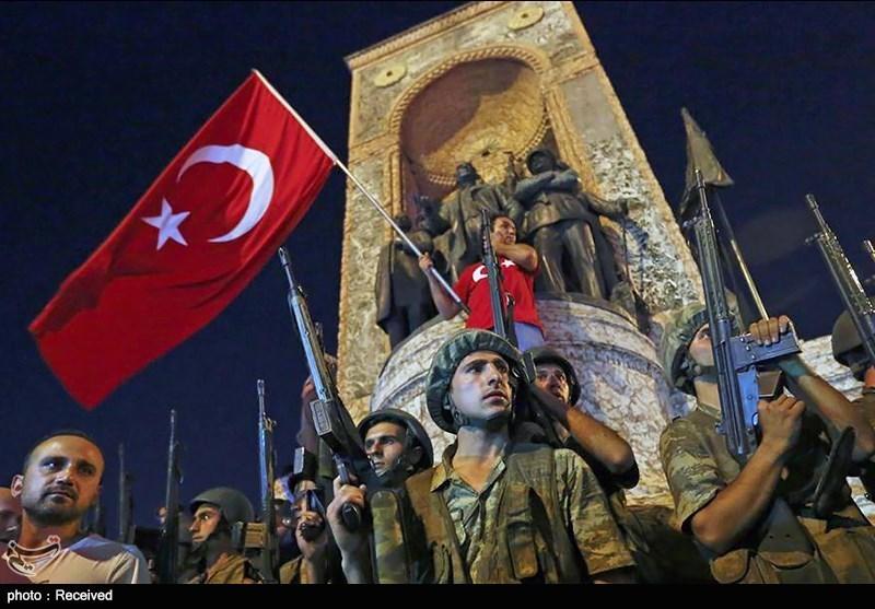 """ترک حکومت کا تختہ الٹنے کی کوشش، """"انقرہ میں خون ہی خون"""" + تصاویر"""