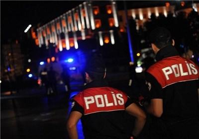 اطلاق النار مقابل القصر الجمهوری الترکی