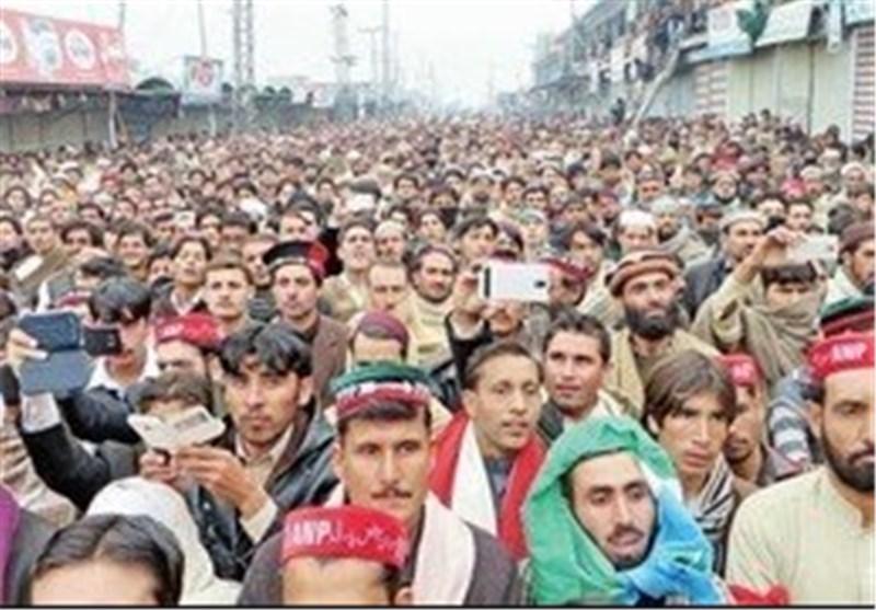مردم مناطق قبایلی پاکستان