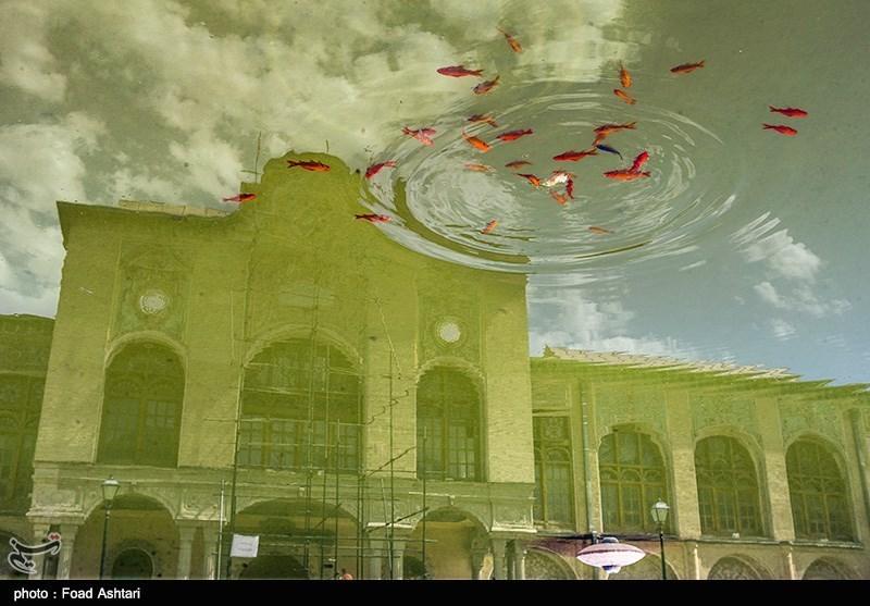 «مسعودیه» و «باغ نگارستان» جان گردشگری «بهارستان» هستند + تصاویر