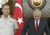 نخست وزیر ترکیه خواستار حل و فصل سریع مناقشه ویزا با آمریکا شد