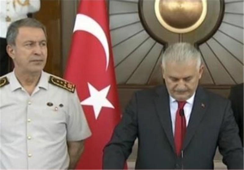 نخست وزیر ترکیه