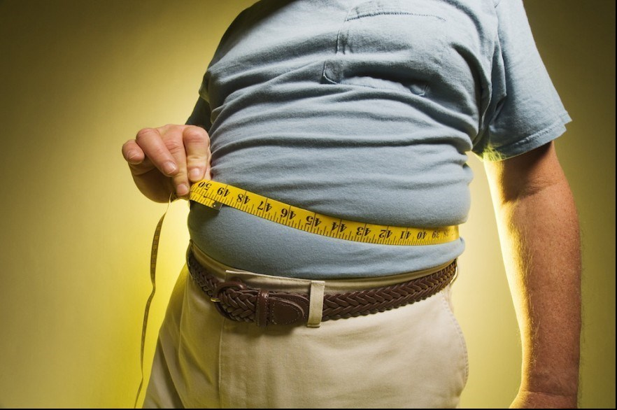 Scarring Molecule in Fat Tissue Links Obesity with Distressed Fat