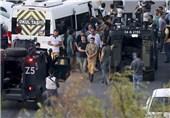 تداوم دستگیری نظامیان در ترکیه