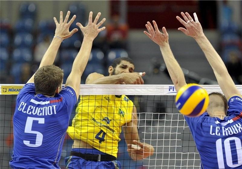 تیم رویایی والیبال المپیک با 4 برزیلی/ سرجینیو 41 ساله MVP شد