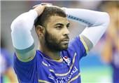 لیگ ملتهای والیبال|انگاپث در هفته دوم بازی نمیکند