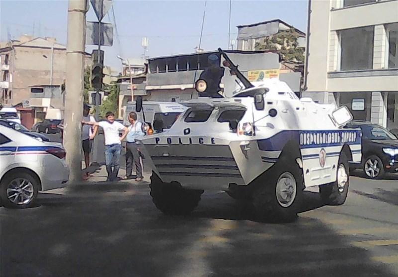 Armenia Hostage Crisis Enters Third Day