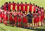 دعوت از 24 بازیکن به اردو تیم فوتبال نوجوانان ایران