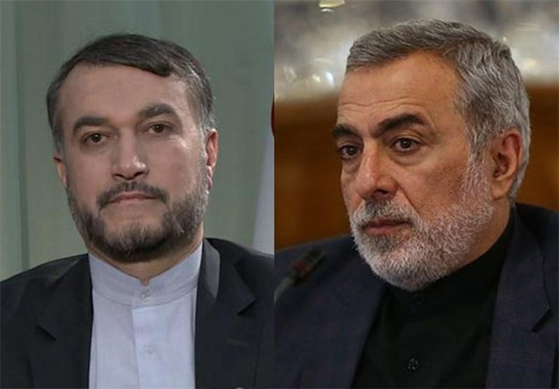 İran'ın Şam Büyükelçisi Değişiyor
