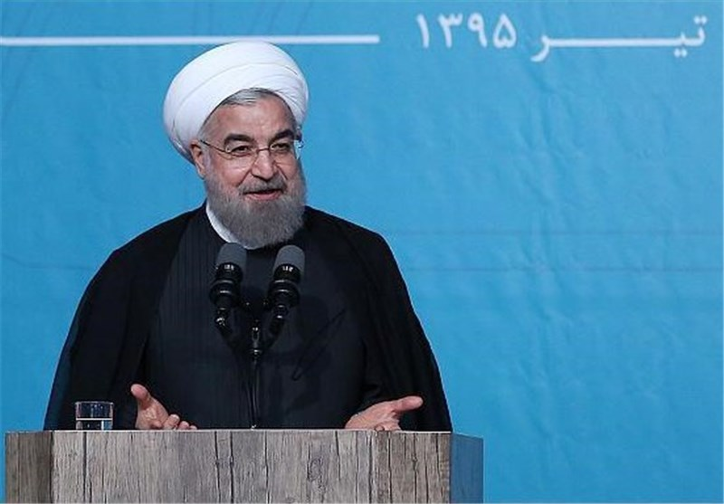 روحانی: الشبکة الوطنیة للمعلومات یمکن ان تکون جزءا من رکائز استقلال البلاد