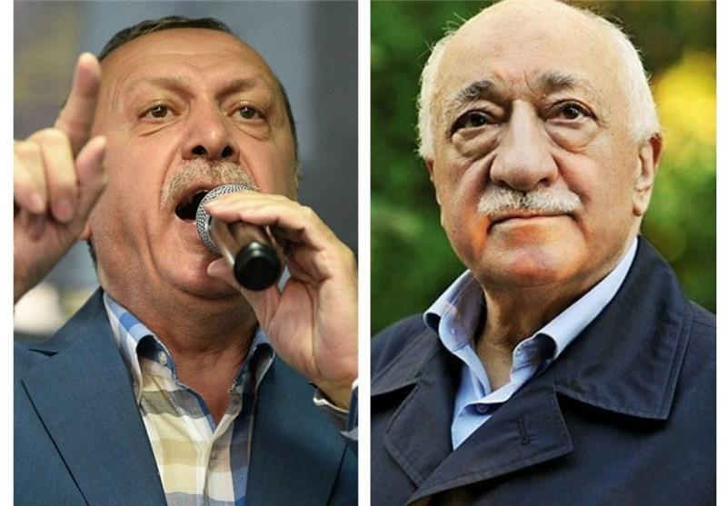 گولن اردوغان