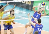 والیبال صربستان برزیل