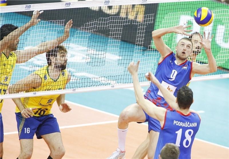صربستان به مسابقات قهرمانی جهان صعود کرد/ ایران به مصاف چین، قطر و کره جنوبی میرود