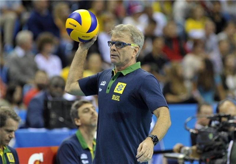 رزنده در فکر ریاست فدراسیون والیبال برزیل