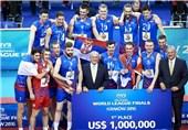 فینال لیگ جهانی والیبال 2016