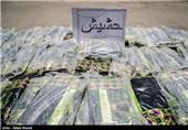 4.2 تن انواع مواد مخدر در استان همدان کشف شد