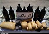 محموله 245 کیلوگرمی مواد مخدر در استان فارس کشف شد