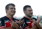 بازیکنان اوکراینی پرسپولیس
