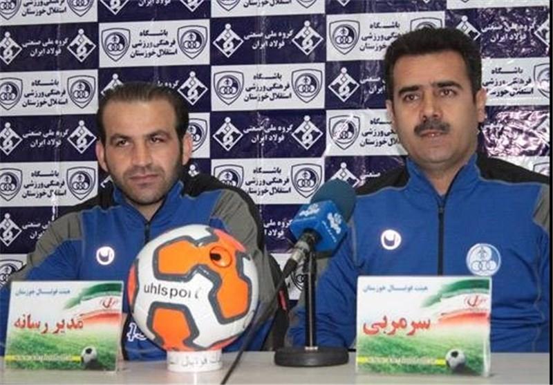 پورموسوی: هواداران استقلال خوزستان به منصوریان فحاشی نکنند