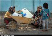 بحران آب در روستای چشمه شور قم