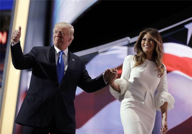 شکایت همسر ترامپ از روزنامه انگلیسی به دلیل اتهامات جنسی