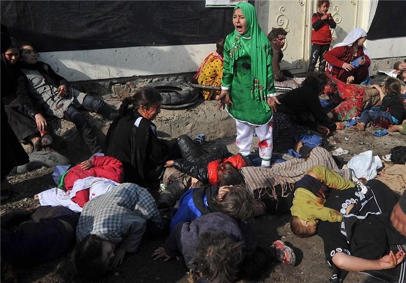 بیش از 82 درصد قربانیان تروریسم در دنیا مسلمانند/چه کسی برای مردم عراق و سوریه و لبنان شمع روشن میکند؟ +آمار و نمودار