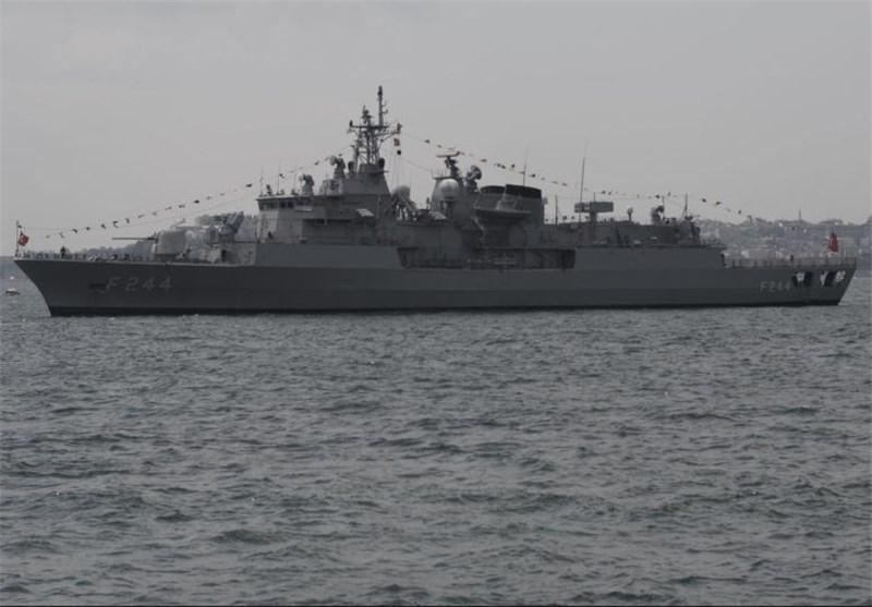 کشتی جنگی ترکیه ای