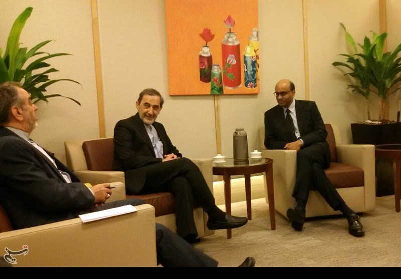 Velayati Stresses Iran's Backing for Legitimate Governments