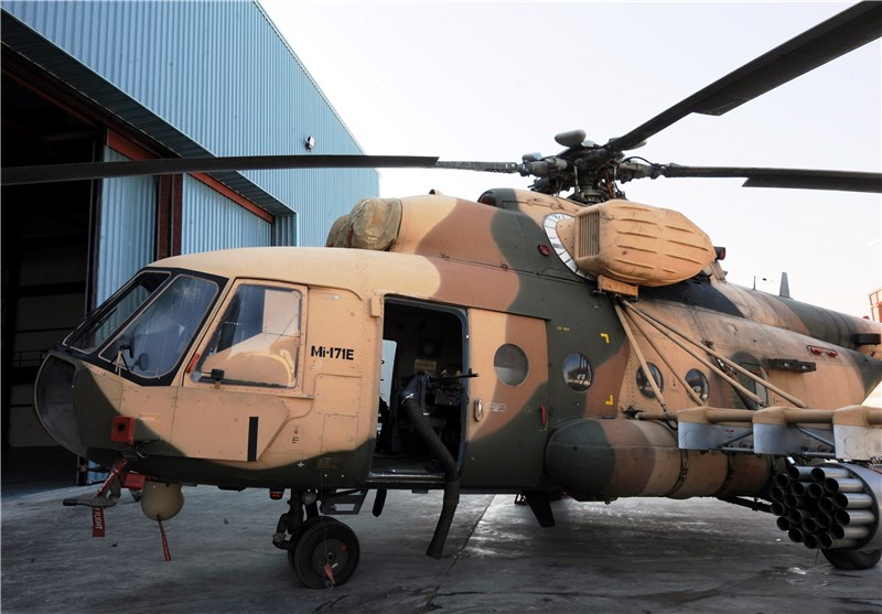 New Choppers Delivered to IRGC, IRCS