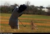 نفرات برتر مسابقات گلف بانوان مشخص شدند