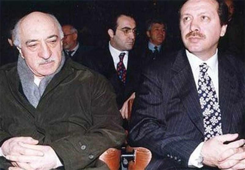 اردوغان گولن