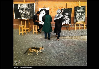 نمایشگاه خیابانی