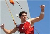علیپور به رقابتهای جهانی سنگنوردی دعوت شد