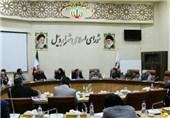 انتخابات هیئت رئیسه و کمیسیونهای داخلی شورای شهر اردبیل برگزار شد