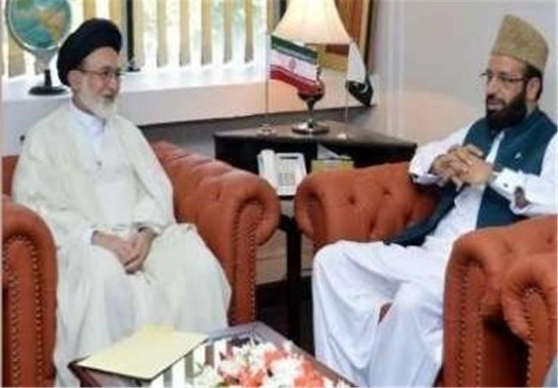 ایران اور پاکستان کے درمیان حج اور زیارات کے حوالے سے رابطوں میں اضافہ کرنے کی ضرورت