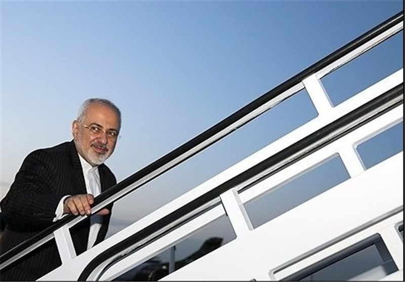 Iran's FM Due in South Africa for Talks