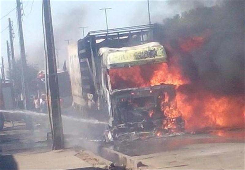 شام میں خود کش دھماکوں کا سلسلہ جاری؛ مزید 15 افراد شہید اور متعدد زخمی