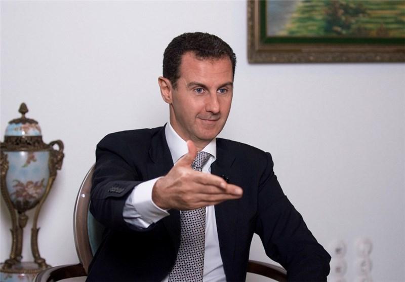 صدر اسد: جب بھی شامی فوج کامیابی حاصل کرتی ہے، امریکہ دہشتگردوں کی مدد کو آن پہنچتا ہے
