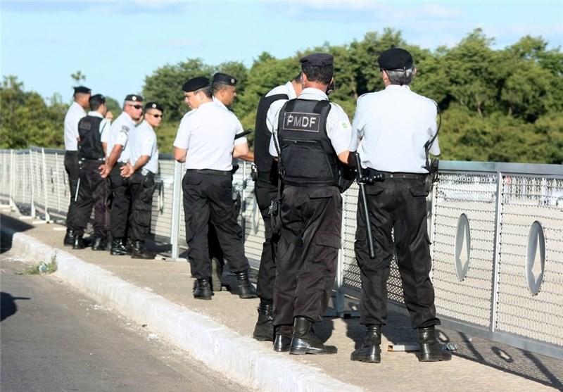 پلیس برزیل