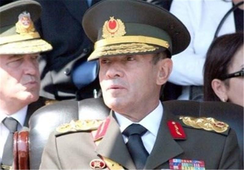 سالدیرای برک ، فرمانده لشکر سوم ارتش ترکیه ؛ Saldıray Berk
