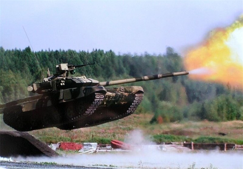 Russia's T-90 Tanks to Be Assembled under License in Egypt